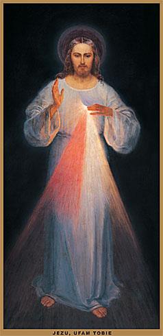 Image Of Divine Mercy - Eugeniusz Kazimirowski - Vilnius