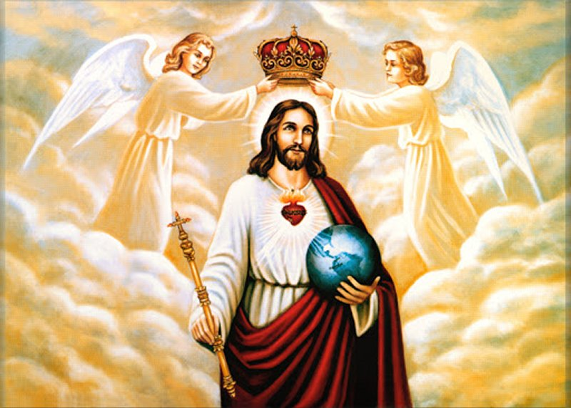 Solemnity of Our Lord Jesus Christ King of the Universe