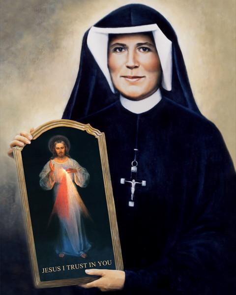 Saint Sister Maria Faustina Helena Kowalska
