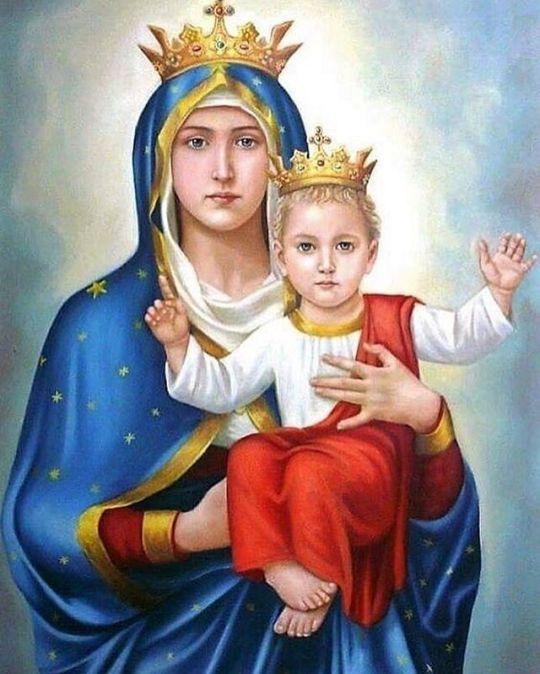 Mater Dei - Mother Of God