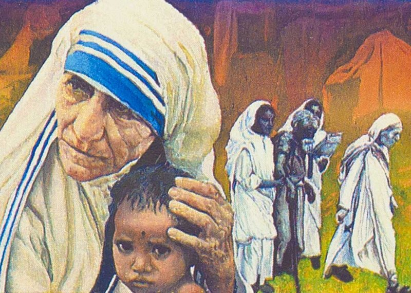 Saint Mother Teresa of Calcutta
